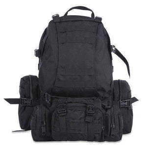 50L Outdoor Backpack - Military Tactical Backpacks