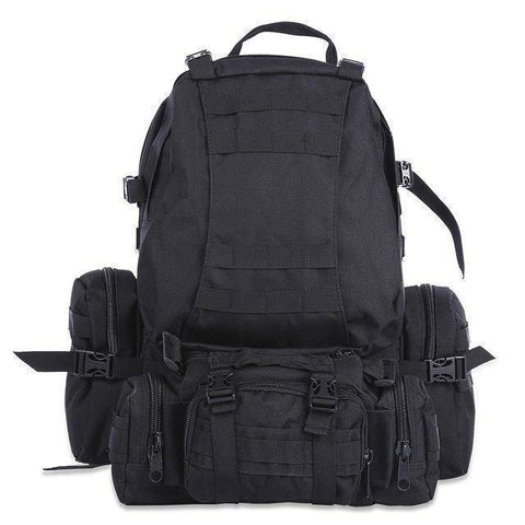 Abbey Daily Deals, 50L Outdoor Backpack - Military Tactical Backpacks, Sporting Goods - Abbey Daily Deals - Abbeyshoppingplaza.com Shopify