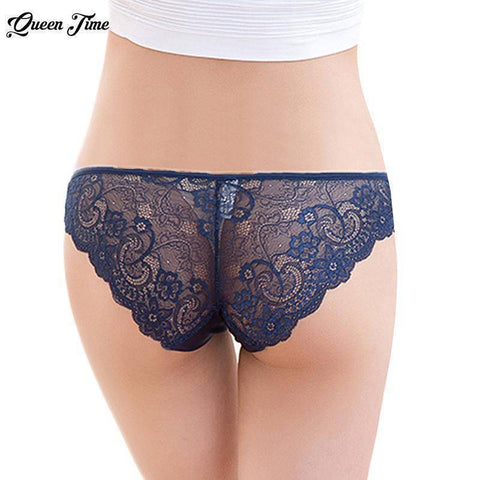 abbey intimate lingerie, Brand  Underwear Women Lace Briefs Ultra-thin Comfort Low Waist Seamless Solid 2017 New Panties 6 Colors XL 1PCS hot sale,  - Abbey Daily Deals - Abbeyshoppingplaza.com Shopify
