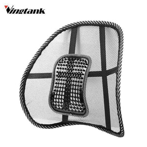 Abbey Daily Deals, Car Mesh Back Brace Lumbar Cushion, Beauty and Health - Abbey Daily Deals - Abbeyshoppingplaza.com Shopify