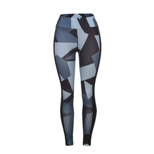 Women Camouflage Fitness Leggings