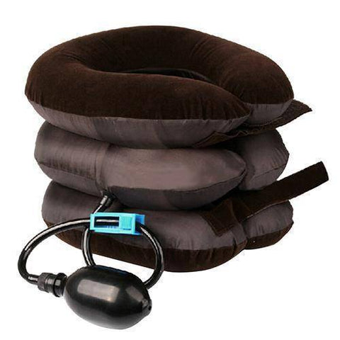 Abbey Daily Deals, Best Neck Stretcher Pain Relief Pillow, Beauty and Health - Abbey Daily Deals - Abbeyshoppingplaza.com Shopify