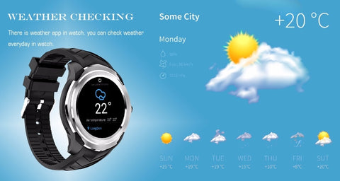 Abbey, Smart Watch For Android Phone 3G - With Whatsapp and More Features, Gadgets - Abbey Daily Deals - Abbeyshoppingplaza.com Shopify
