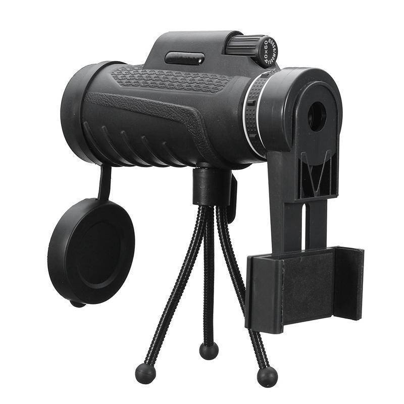 Abbey Daily Deals, HD Zoom Lens Monocular Telescope + Tripod + Clip for Mobile Phones, Gadgets - Abbey Daily Deals - Abbeyshoppingplaza.com Shopify