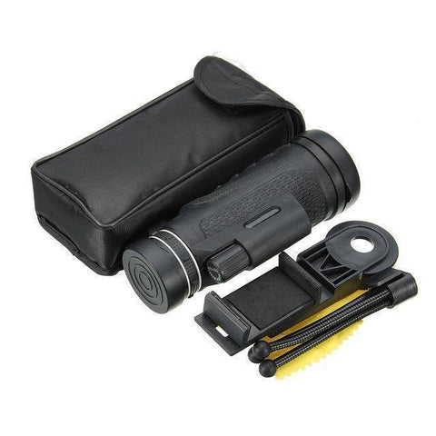 Image of Abbey Daily Deals, HD Zoom Lens Monocular Telescope + Tripod + Clip for Mobile Phones, Gadgets - Abbey Daily Deals - Abbeyshoppingplaza.com Shopify