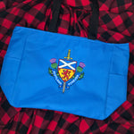 Scotland Forever Embroidered Emblem Tote Bag