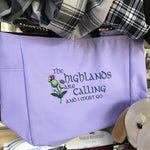 The Highlands are Calling and I must Go Tote Bag