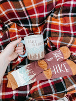 NEW Take a Hike Mug and Sock Set