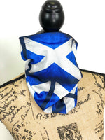 NEW Saltire Flag of Scotland Neck Gaiter/Face Covering