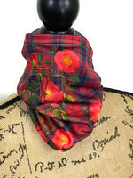 NEW Bonnie Lass of Fraser Neck Gaiter/Face Covering