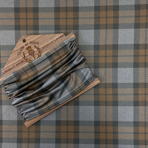 Outlander Hunting Tartan Neck Gaiter/Face Covering