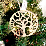NEW Wooden Ornament Collection by Acorn & Fox