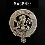 "2.5"" Clan Badge Collection - 7 New Clan Badges"