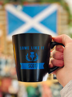 Some Like It Scot 14oz 2 toned ceramic mug