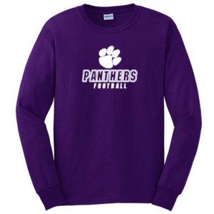 Panthers Long Sleeve T-Shirt