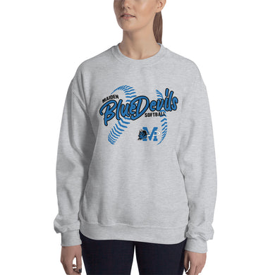 Blue Devils Softball Sweatshirt