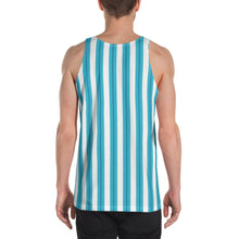 Load image into Gallery viewer, Ocean Blue Unisex Tank Top
