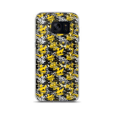 Wolves Graffiti Samsung Case
