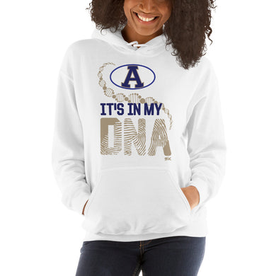 Alexander Central DNA Hooded Sweatshirt
