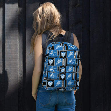 Old School Maiden Logo Backpack