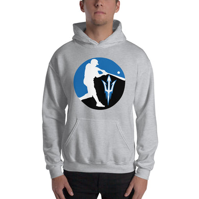 Maiden Baseball Hooded Sweatshirt