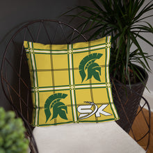 Load image into Gallery viewer, Bandys Trojans Basic Throw Pillow