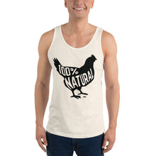 Load image into Gallery viewer, 100% Natural Unisex  Tank Top