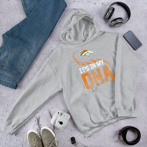 East Lincoln DNA Hooded Sweatshirt