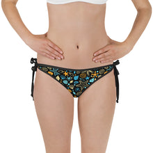 Load image into Gallery viewer, Malibu Bikini Bottom (Black)