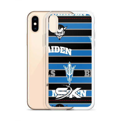 Maiden High School iPhone Case