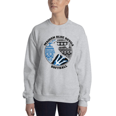 Maiden Softball Sweatshirt