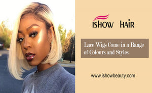 Lace Wigs Come in a Range of Colours and Styles