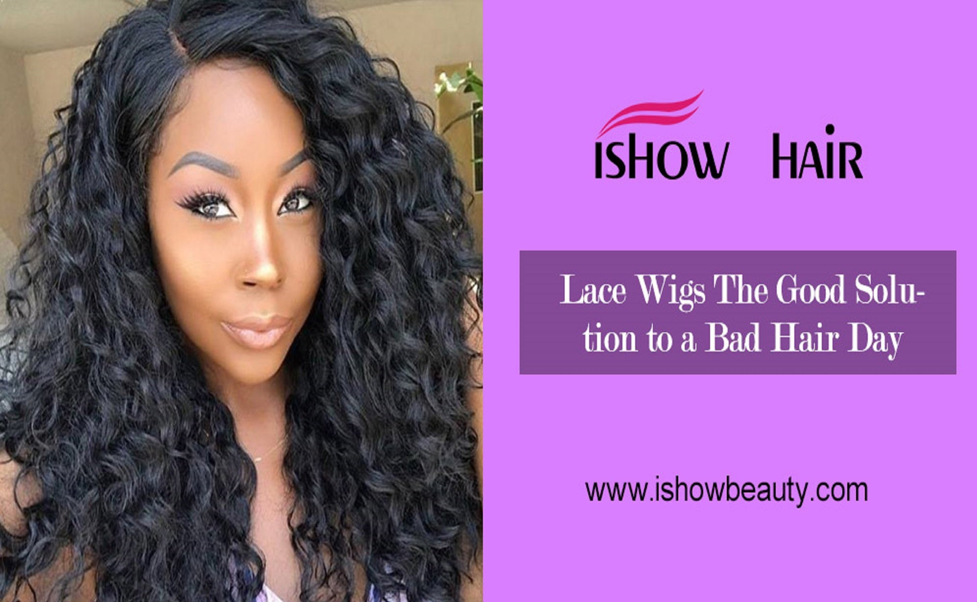 Lace Wigs The Good Solution to a Bad Hair Day