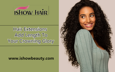 Hair Extensions Add Length To Your Crowning Glory
