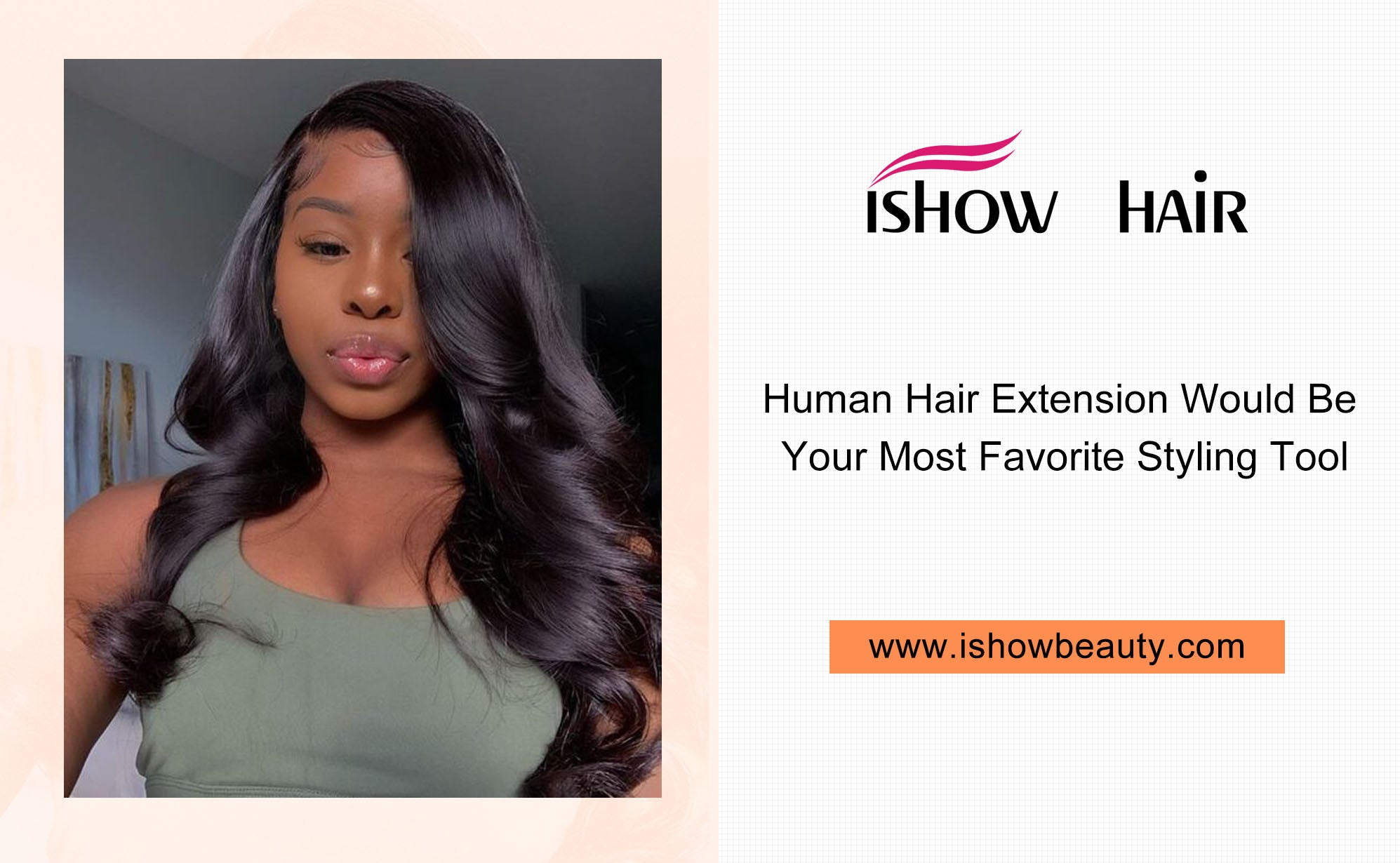 Human Hair Extension Would Be Your Most Favorite Styling Tool