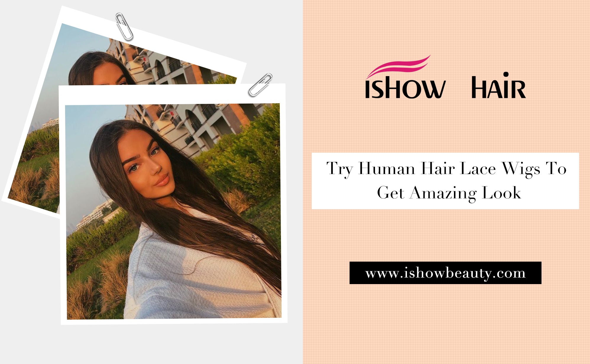 Try Human Hair Lace Wigs To Get Amazing Look
