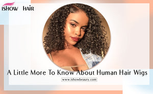 A Little More To Know About Human Hair Wigs