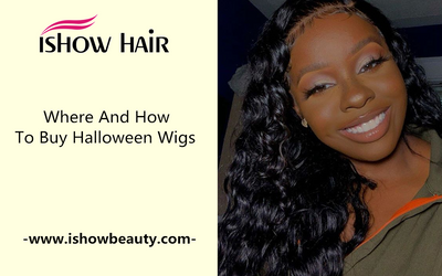 Where And How to Buy Halloween Wigs