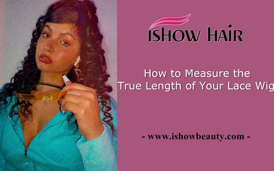 How to Measure the True Length of Your Lace Wig