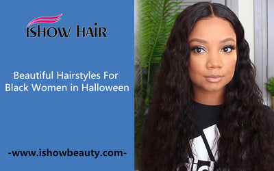 Beautiful Hairstyles For Black Women in Halloween