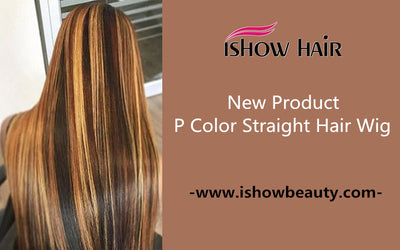 New Product-P Color Straight Hair Wig