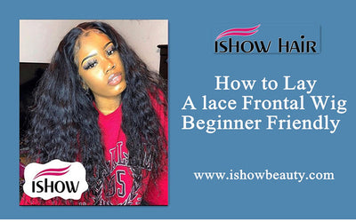 How to Lay A lace Frontal Wig Beginner Friendly