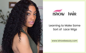 Learning to Make Some Sort of  Lace Wigs