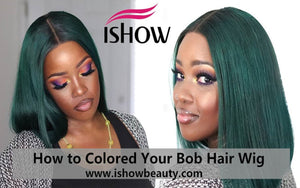 How to Colored Your Bob Hair Wig