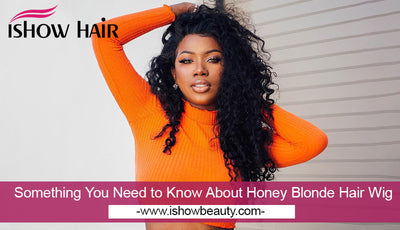 Something You Need to Know About Honey Blonde Hair Wig