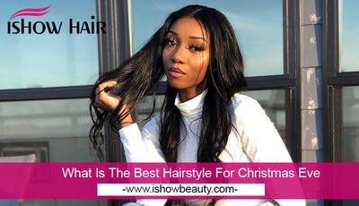 What Is The Best Hairstyle For Christmas Eve