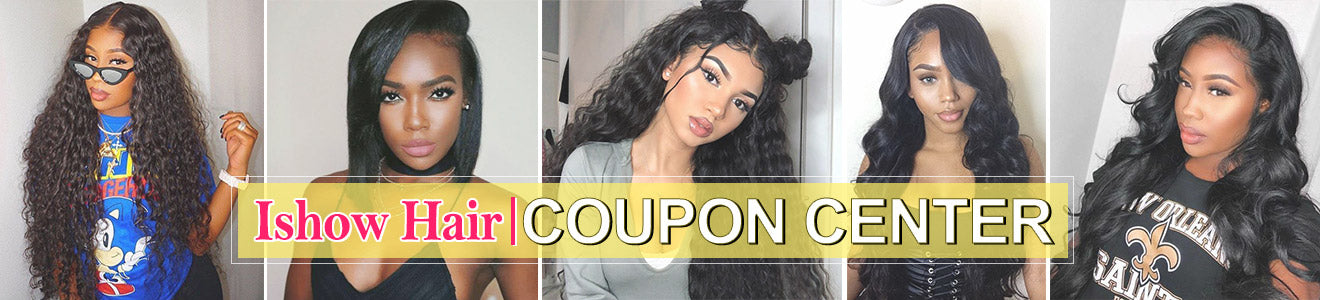 ishow hair coupon code
