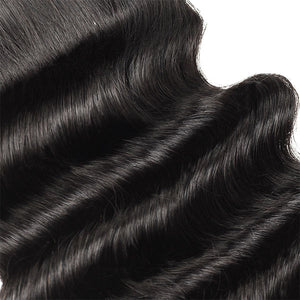 Ishow Hair Loose Wave Lace Front Human Hair Wigs - IshowVirginHair