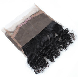 Ishow Hair Loose Wave 360 Lace Frontal Closure - IshowVirginHair