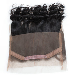 Peruvian Loose Wave Hair Extensions 3 Bundles With 360 Lace Frontal Ishow Remy Human Hair Bundles Weave - IshowVirginHair